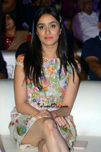 Shraddha Kapoor at Saaho Pre Release Event