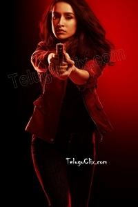Shraddha Kapoor in Sahoo HD
