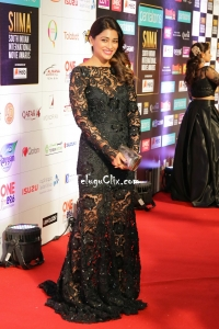 Shriya at Siima Awards 2019