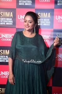 Anchor Suma at Siima Awards 2019 Red Carpet
