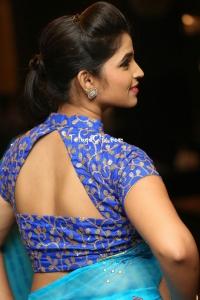 Syamala in Saree HD Photos