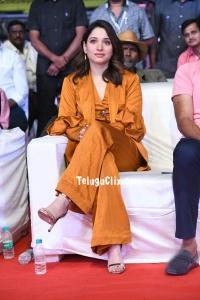 Tamannaah at Sarileru Neekevvaru Pre Release