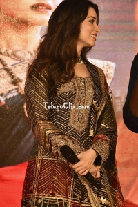 Tamannaah at Sye Raa Teaser Launch