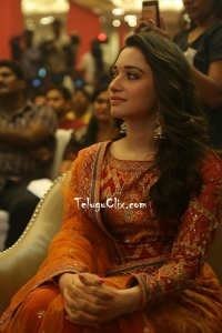 Tamannaah at Sye Raa Thank You Meet