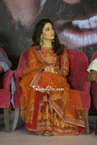Tamannaah Sye Raa Thank You Meet