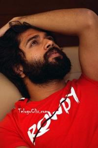 Rowdy Vijay Deverakonda