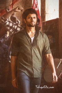 Vijay Deverakonda HD in Dear Comrade