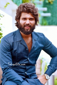 Vijay Deverakonda HQ