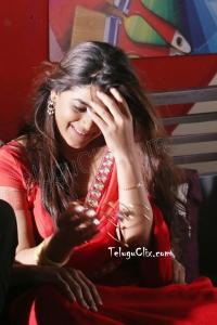 Yamini Bhaskar in Saree HD