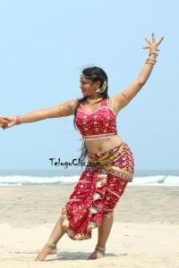 Zaara Khan HD Navel
